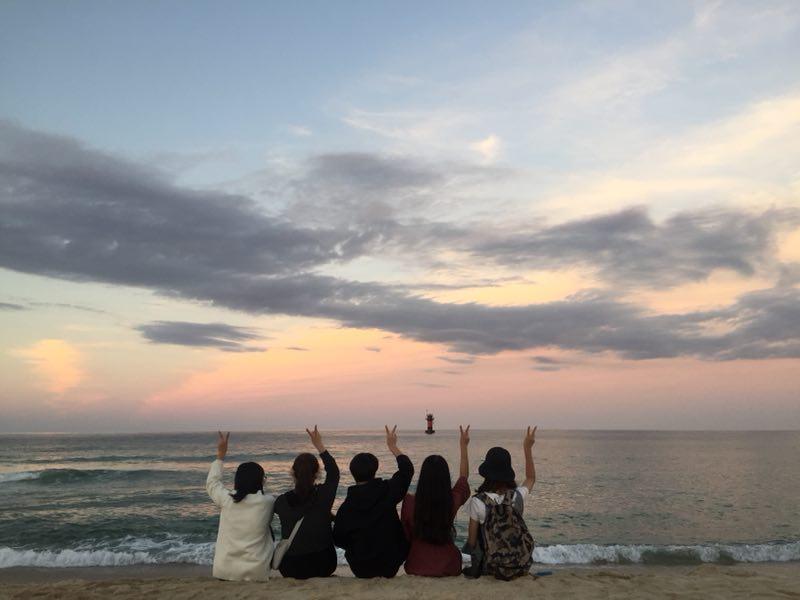 一个日加一个立_赴韩国加图立关东大学留学记 ——一个人的旅程也不孤单